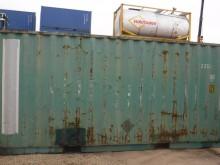 Морской контейнер 20 футов DC (стандартный) б/у OMCU 1129068