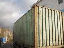 Морской контейнер 20 футов DC (стандартный) б/у OMCU 1135796